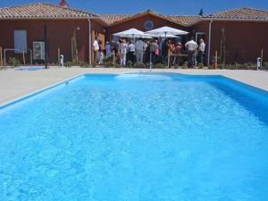 La piscine de Villegly