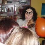 Paëlla géante pour Halloween