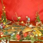 Atelier floral : Noël