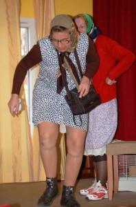 Danse et théatre aux Senioriales