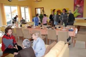Raclette aux Senioriales