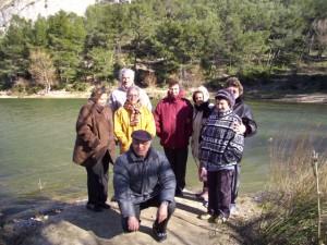 Randonnée au lac de Peiroou
