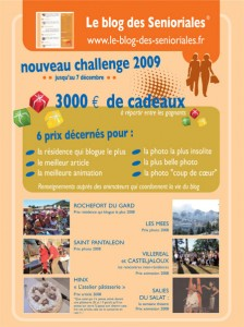 Challenge Senioriales