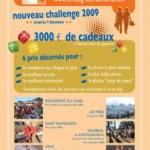 Challenge des blogueuses 2009