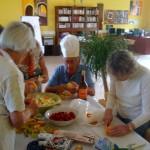 Groupe de cuisine