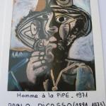 Picasso Cézanne Aix en provence