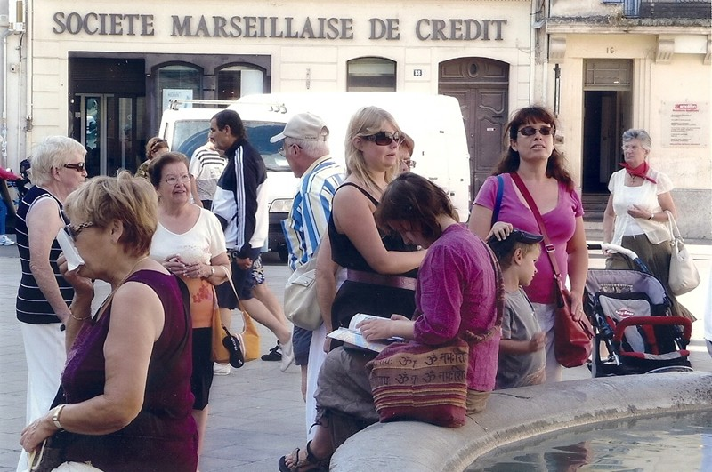 blog rencontres romaines arles