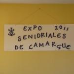 Expo et poisson d'avril  font bon ménage aux Sénioriales de Saint Gilles…