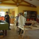 Atelier vannerie