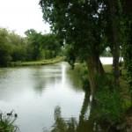 Découverte du lac de Frace