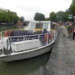 Journée sur le bateau croisière «  le capitole »