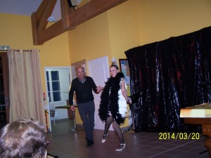 Un courageux et merveilleux danseur... Jean-Louis!