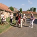 Journée à la Couvertoirade et aux caves de Roquefort