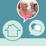 Infographie : futur de l'habitat seniors et nouvelles technologies
