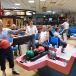 Bowling: postures de pro !