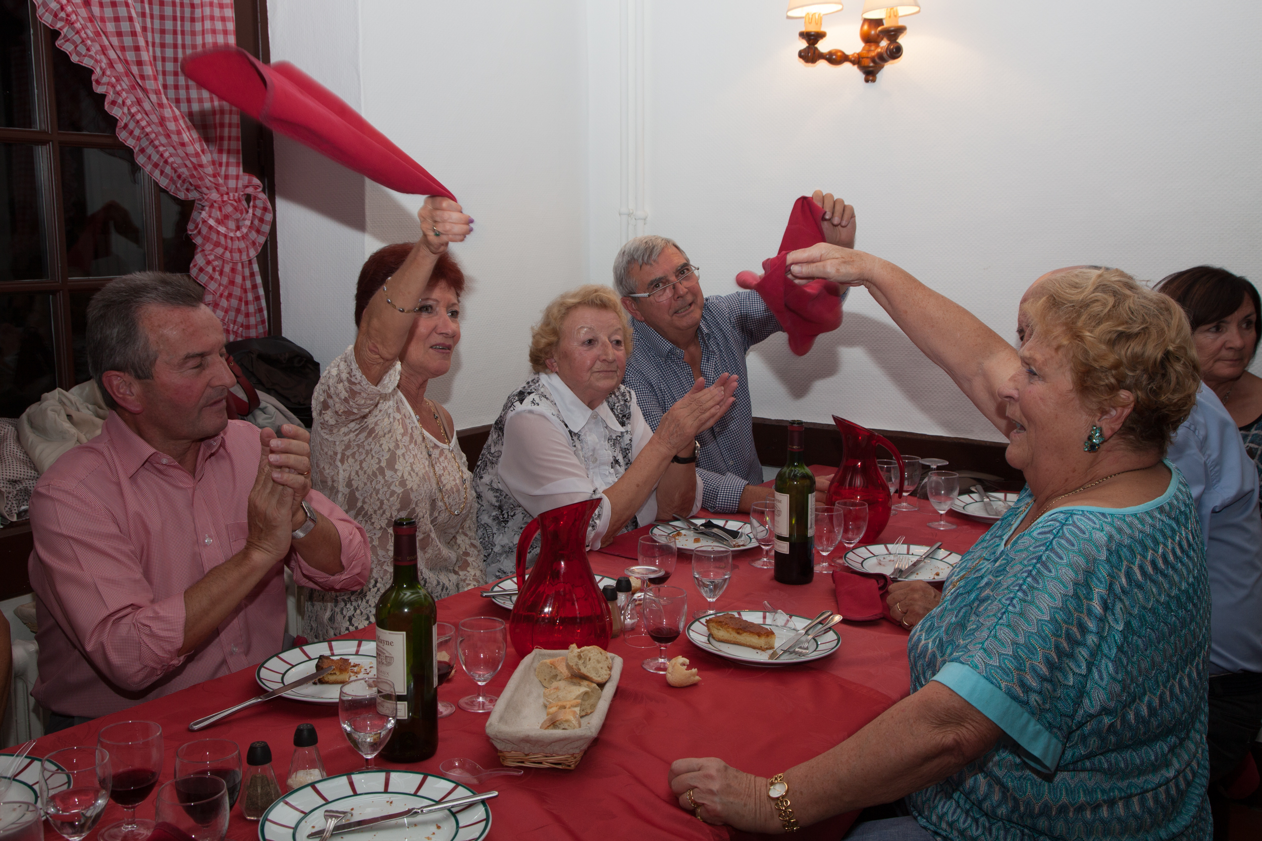 Rencontres seniors pays basque