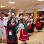 Colorido e Portugal festiva, para o clube