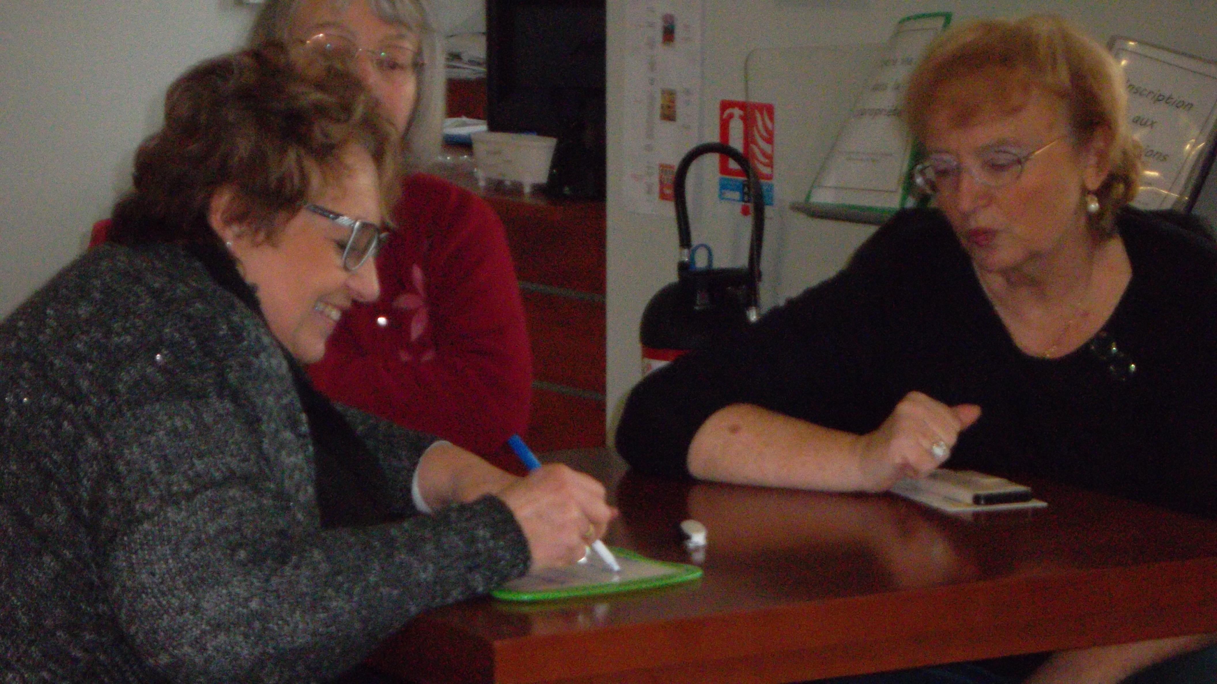 Rencontres femmes seniors ain