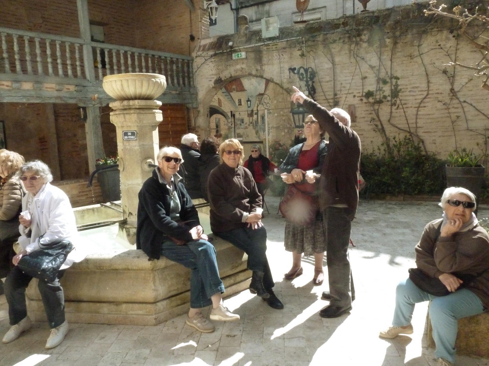 Au bord de garonne blog senioriales - Office de tourisme de marmande ...
