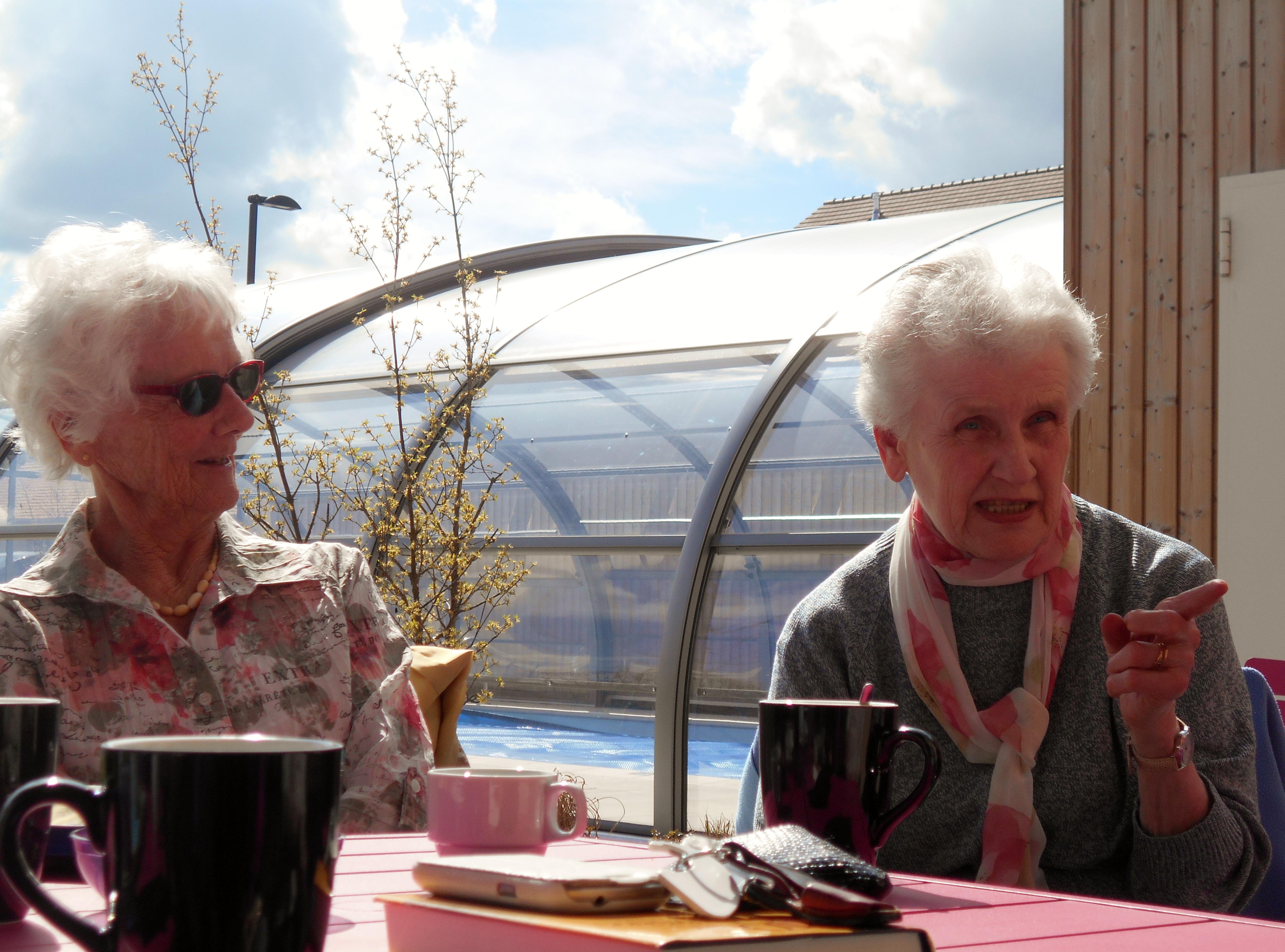 Rencontres seniors dans les landes