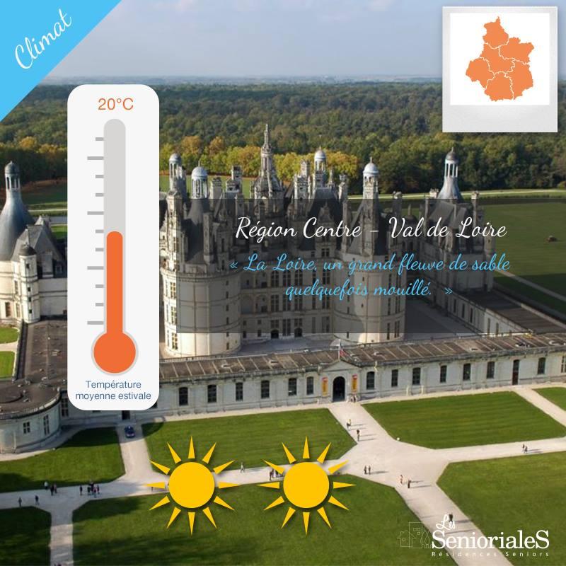 Vivre en Centre-Val de Loire
