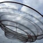La fameuse sculpture Giant Anemone