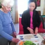 Cuisine du monde à Montagnac