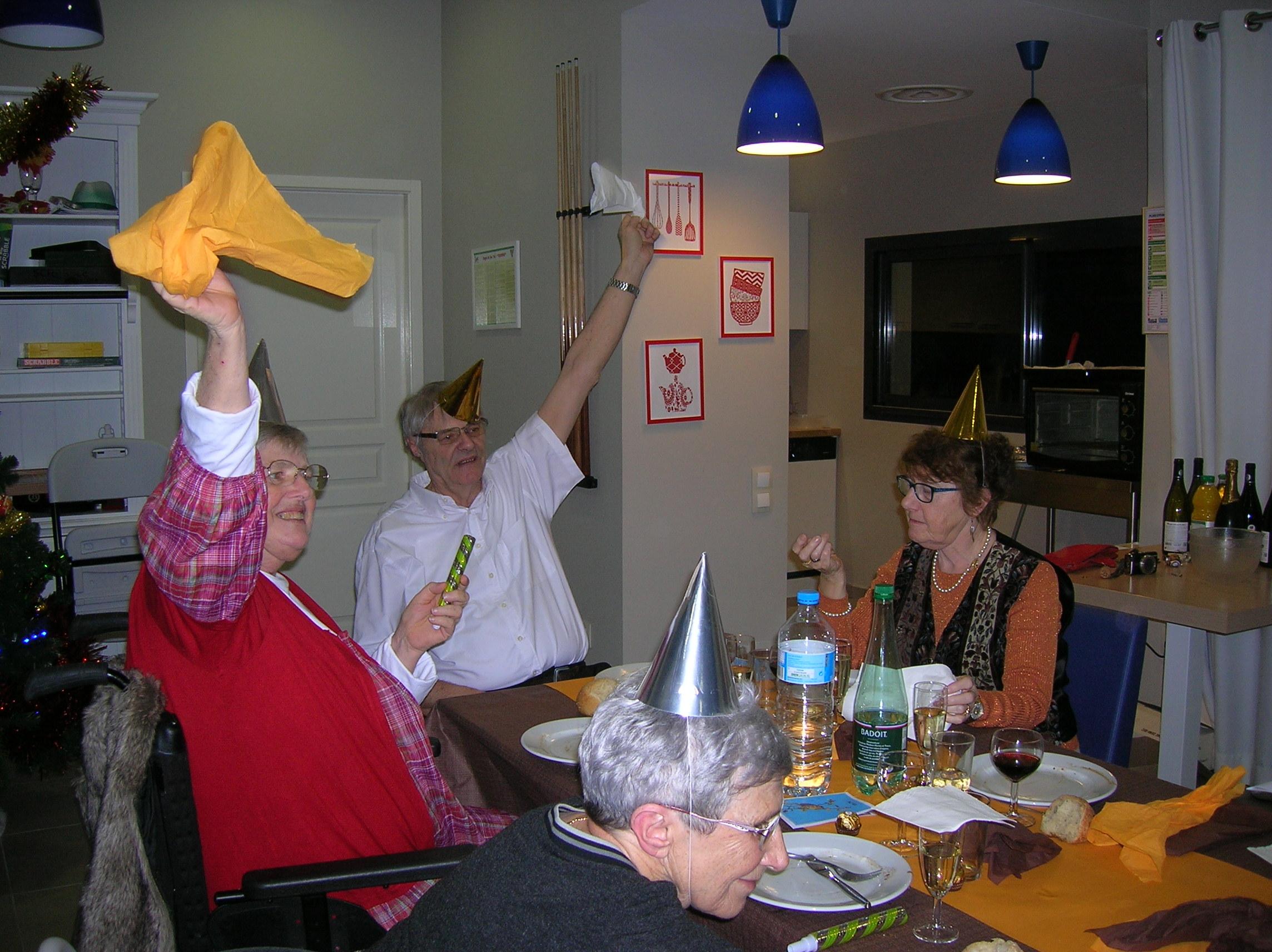 Et on fait tourner les serviettes le blog des senioriales - Faire tourner les serviettes ...