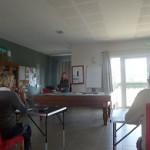 AMBIANCE STUDIEUSE AU CLUB HOUSE, CERTIFICAT D'ETUDES 1930 OBLIGE…..
