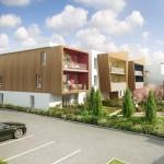 Nouvelle résidence pour seniors au Teich, sur le bassin d'Arcachon