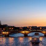 Rencontres Amicales 2017: Escapade parisienne sur la Seine