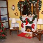 Préparation de Noël et repas de fêtes aux Senioriales du Teich