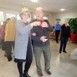 Vive le roi, vive la reine de St Laurent de la Prée !