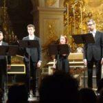Un jeudi musical à Versailles